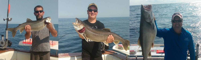 Lake michigan fishing charters milwaukee user company for Lake michigan fishing charters